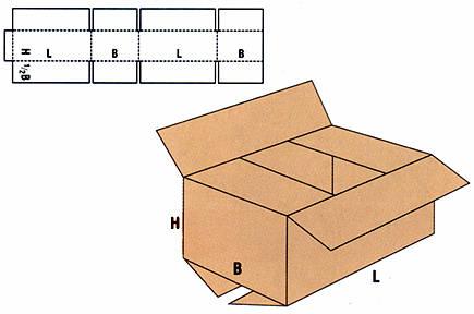 pudełka tekturowe 0201