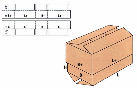 pudełka tekturowe 0320