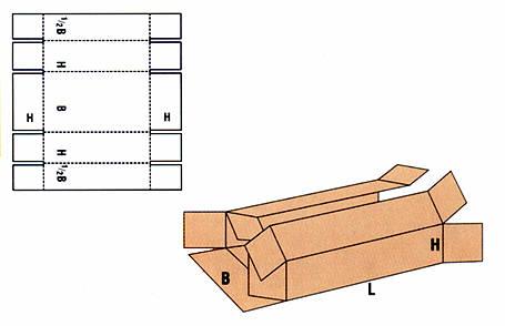 pudełka tekturowe 0411